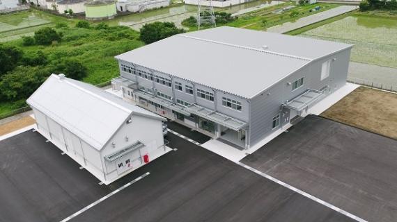 晴香堂株式会社伴堂東工場新築工事