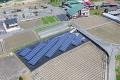 S様第2太陽光発電所設置工事
