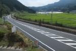 主要地方道 名張曽爾線 防災・安全交付金事業(地方道舗装修繕)