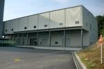 【yess建築】(仮称)サイクルベースあさひALC倉庫新築工事