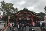 京都伏見稲荷参拝