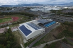 (株)タナベエナジー立命館大学(BKC)スポコモ太陽光発電所(269.36kW)設置工事