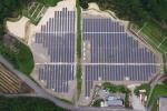 シャープ下市町太陽光発電所新設工事