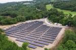 よみうりカントリークラブ太陽光発電所(758.16kW)工事