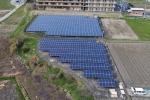 かつらぎ太陽光発電所(87.45kW)建設工事