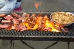 BBQでパワー全開!!
