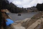 室生口砂防堰堤