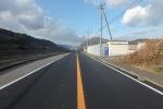 一般国道370号 佐名伝工区 舗装工事