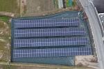 S様 第3太陽光発電所設置工事