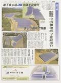 県下最大級3メガワット太陽光発電所 きょう御所で稼動